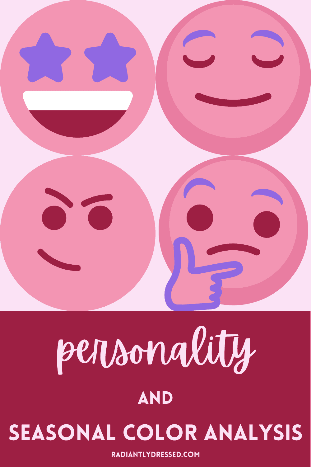 personality and color analysis