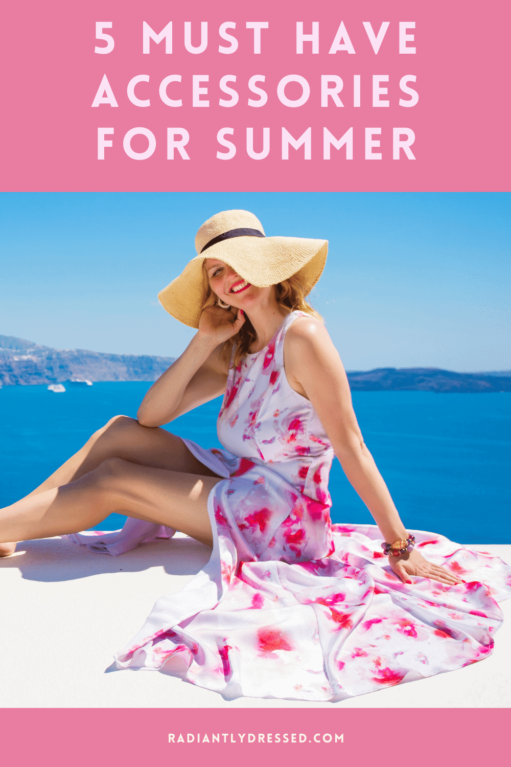 5 accessories for summer